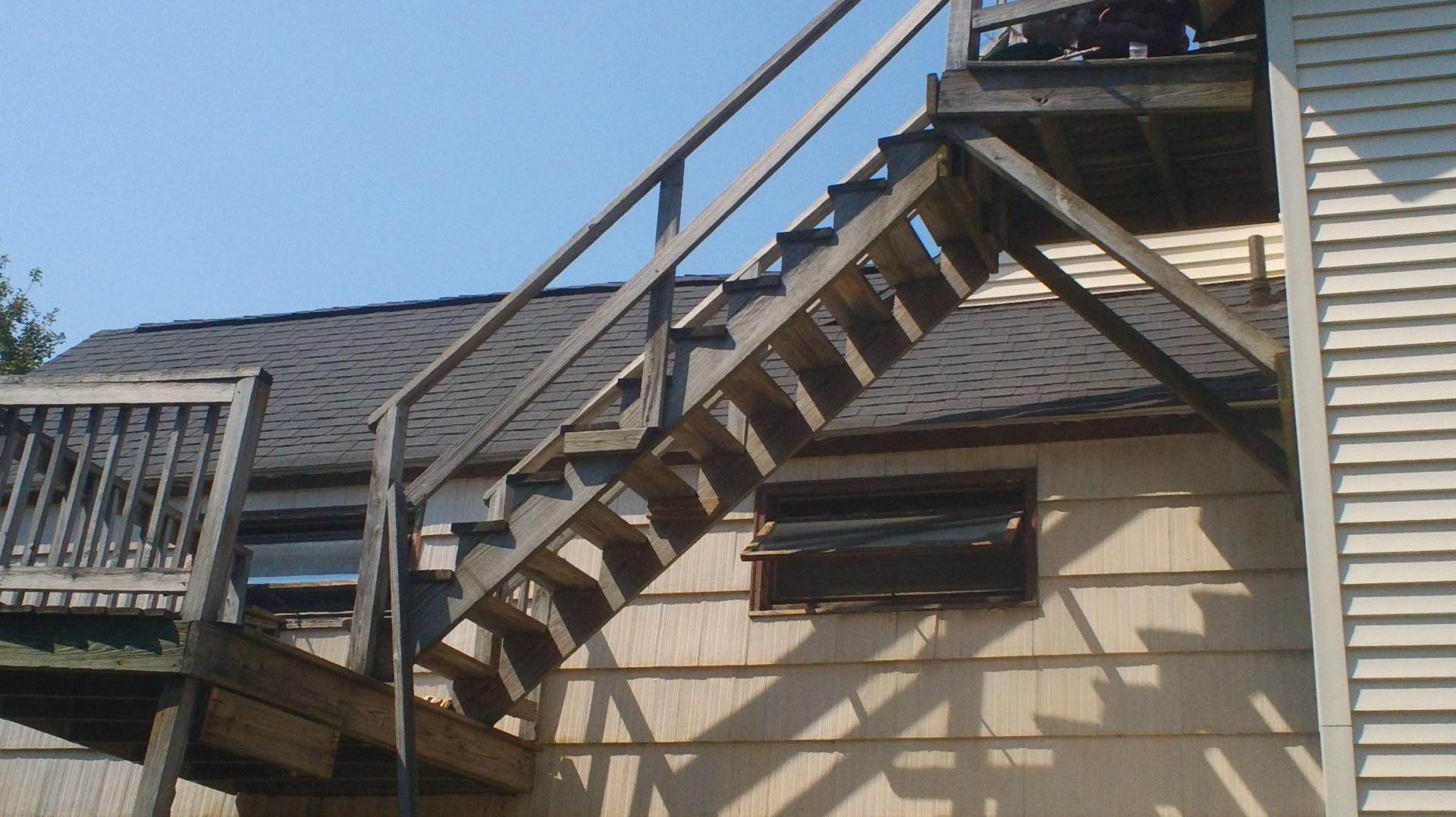 Baldwinville, MA Deck Re-Build