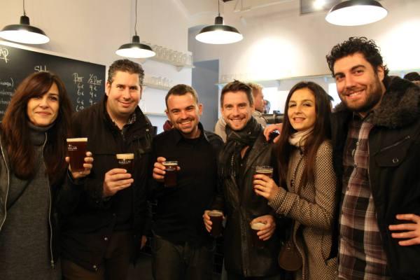 beer tasting barcelona