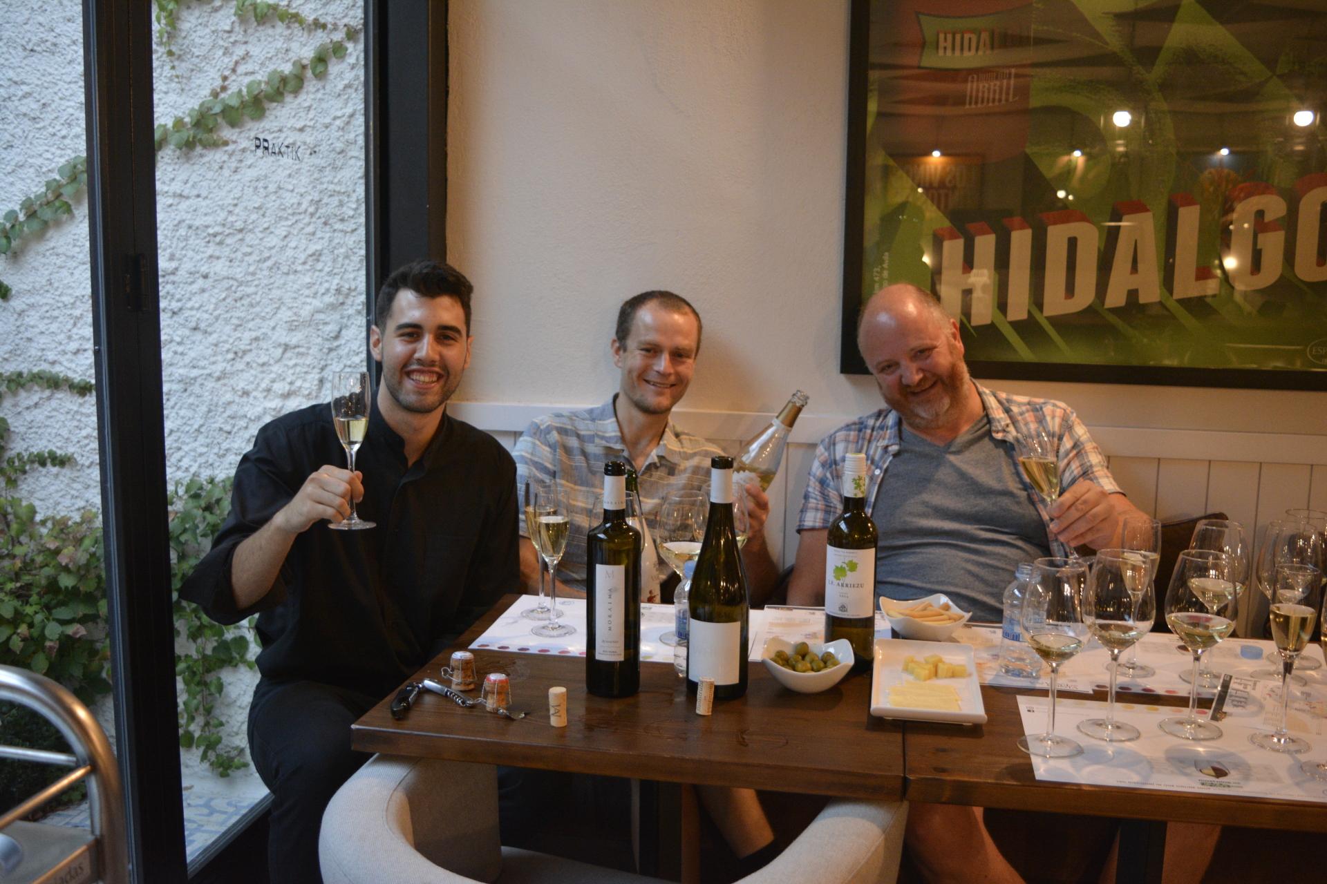 Wine Class in Barcelona