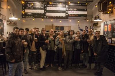 Barcelona Craft Brewery Tour