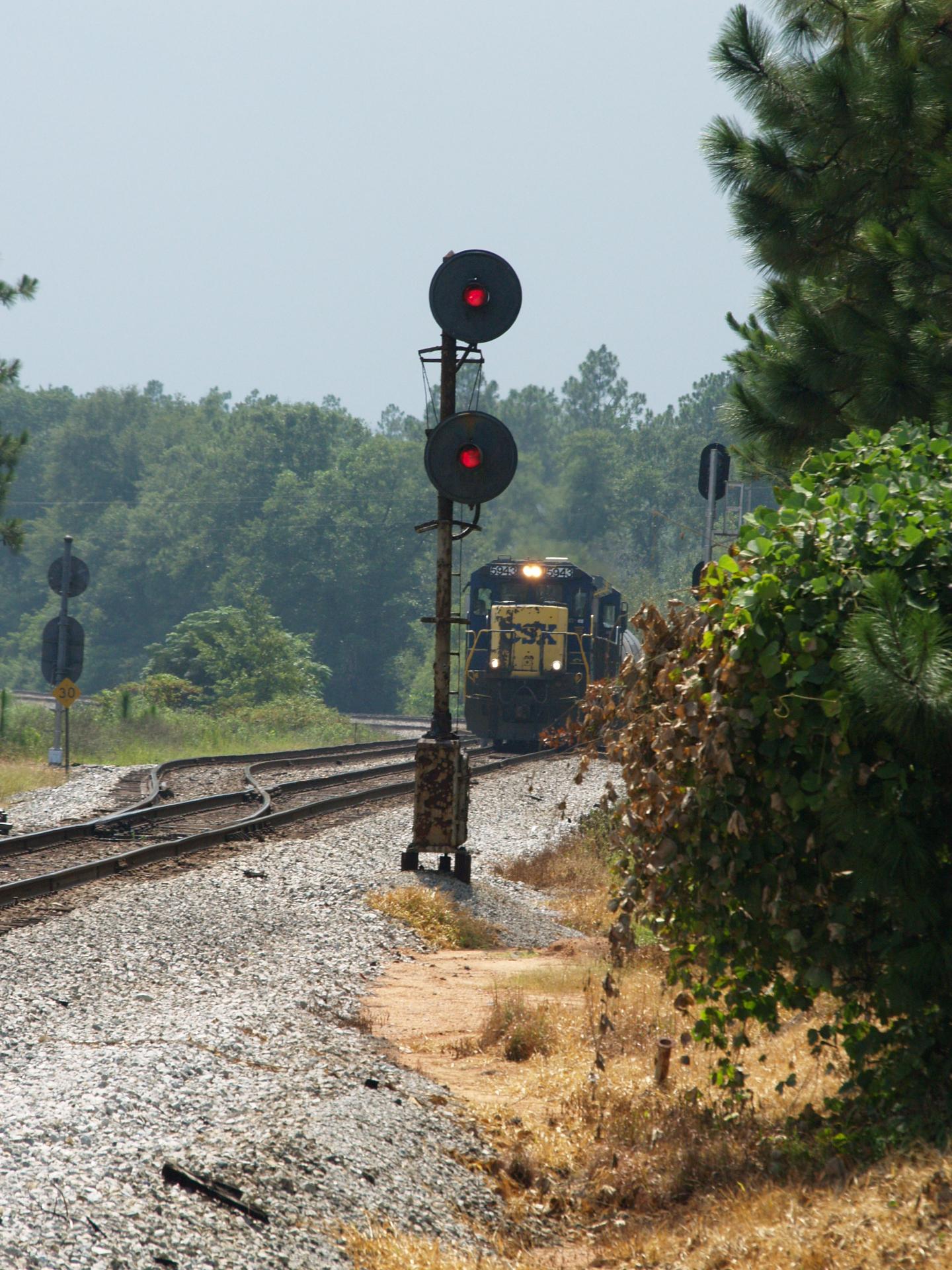 Train's a Comin'