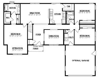 Jamison I Floor Plan