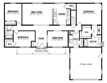 Jamison II Floor Plan