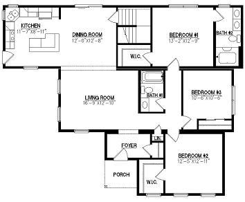 Mayfield Floor Plan