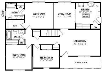 Contour Floor Plan