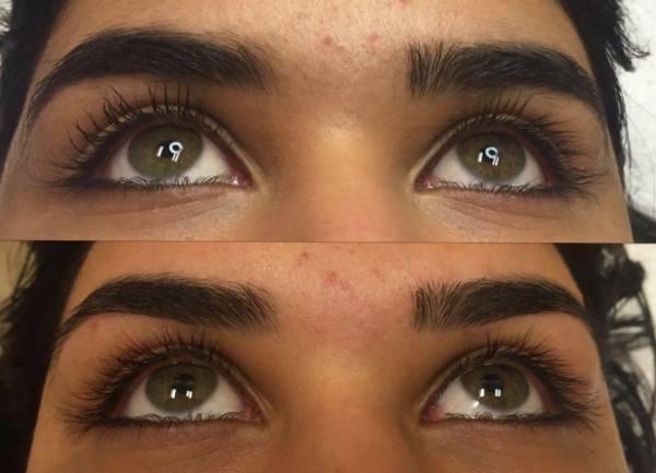 Eyebrow Design