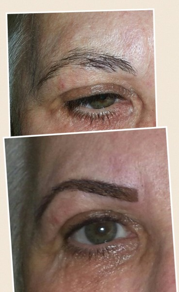 Permanent Eyebrow