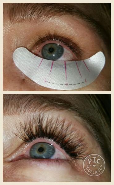 Eyelashes Extesions
