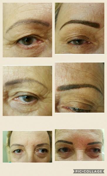 Microblanding/ Permanent Eyebrow