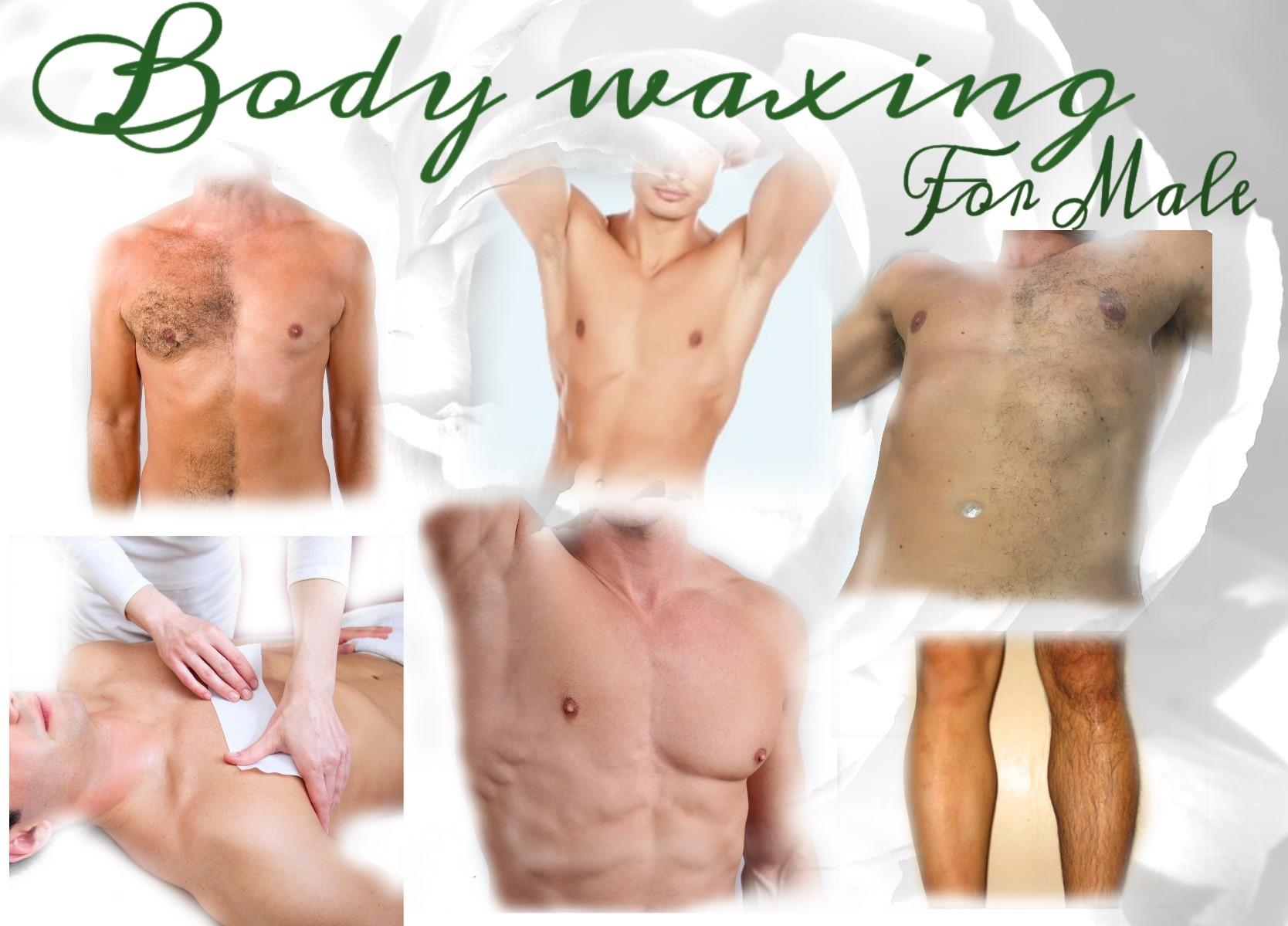 Male Body Wax