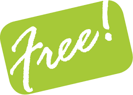 Free is still the most powerful word for creative marketers!