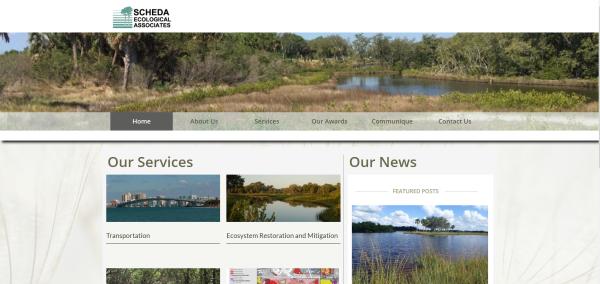 Scheda Website Screenshot