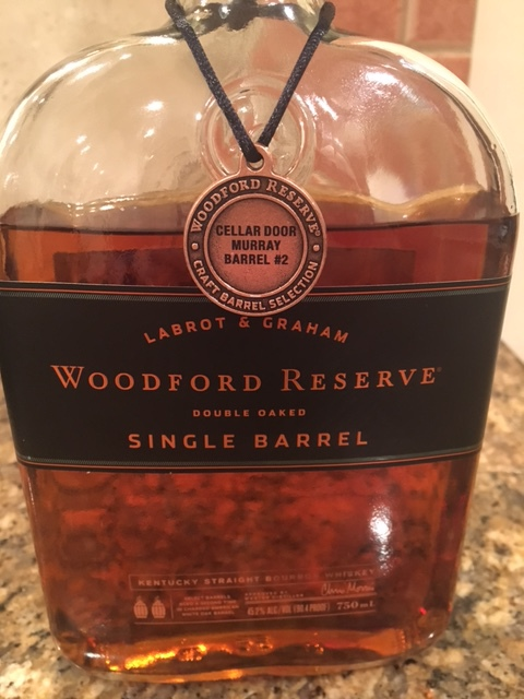 Woodford Reserve - Double Oaked - Single Barrel