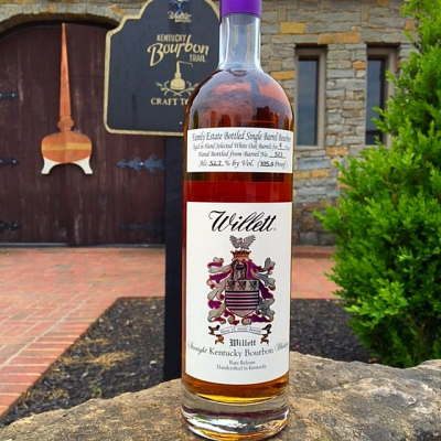 Willett Family Estate Bourbon - Single Barrel - 4 years