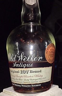 Old Weller Antique - Original 107 Brand