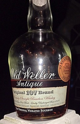 Old Weller Antique - Original 107 Brand