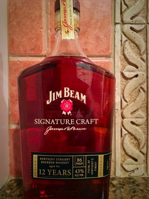 Jim Beam Signature Craft 12 year