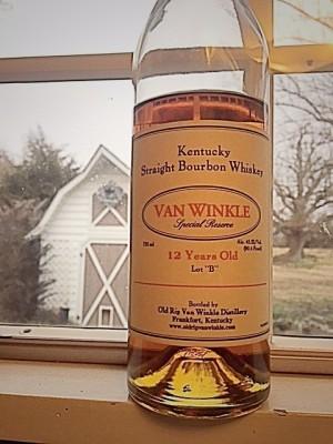 Van Winkle Special Reserve - 12 Year