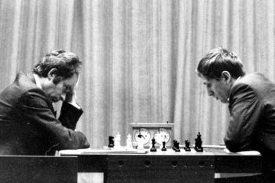 Fischer-Spassky - 1972