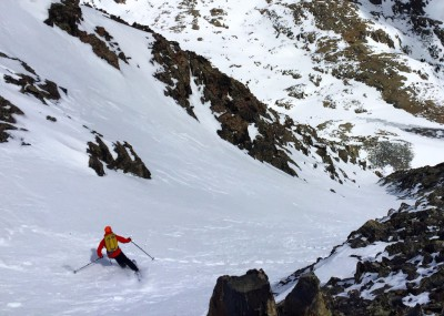 skiing quandary peak