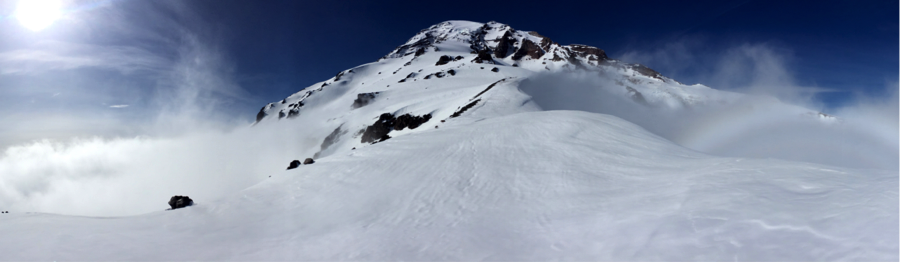 Ski Mountaineering Mount Rainier