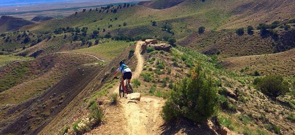 Joe's ridge 18 Road Fruita