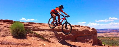 Mountain Biking Moab