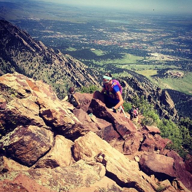 Skyline Traverse Boulder Colorado
