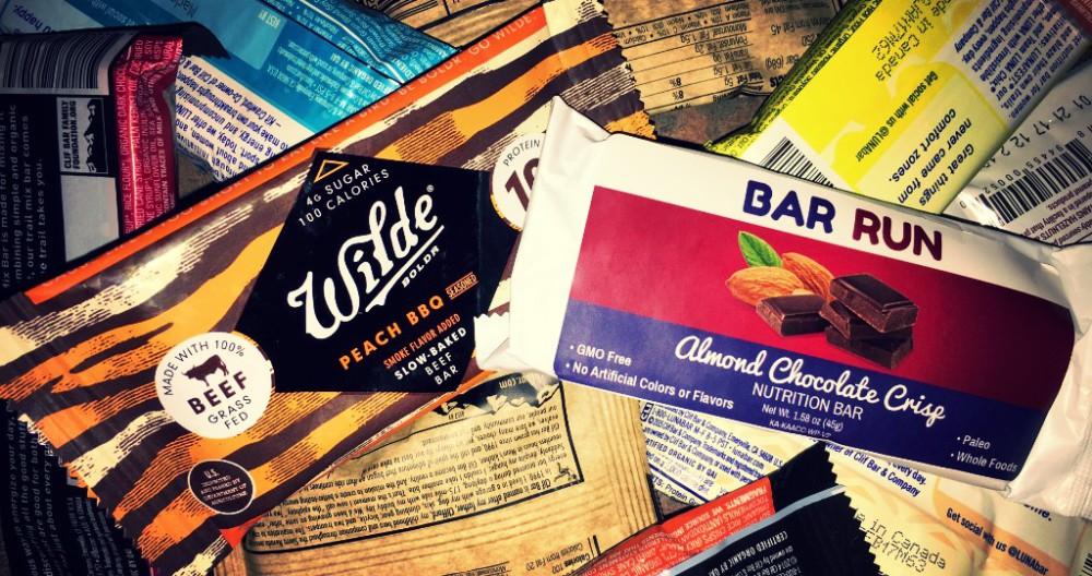 whole food nutrition bars