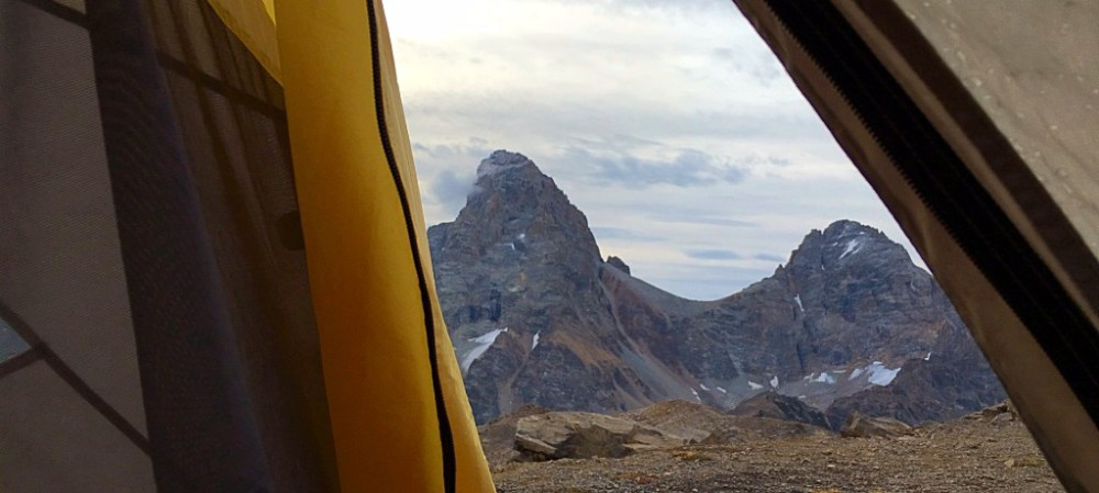 grand teton camping