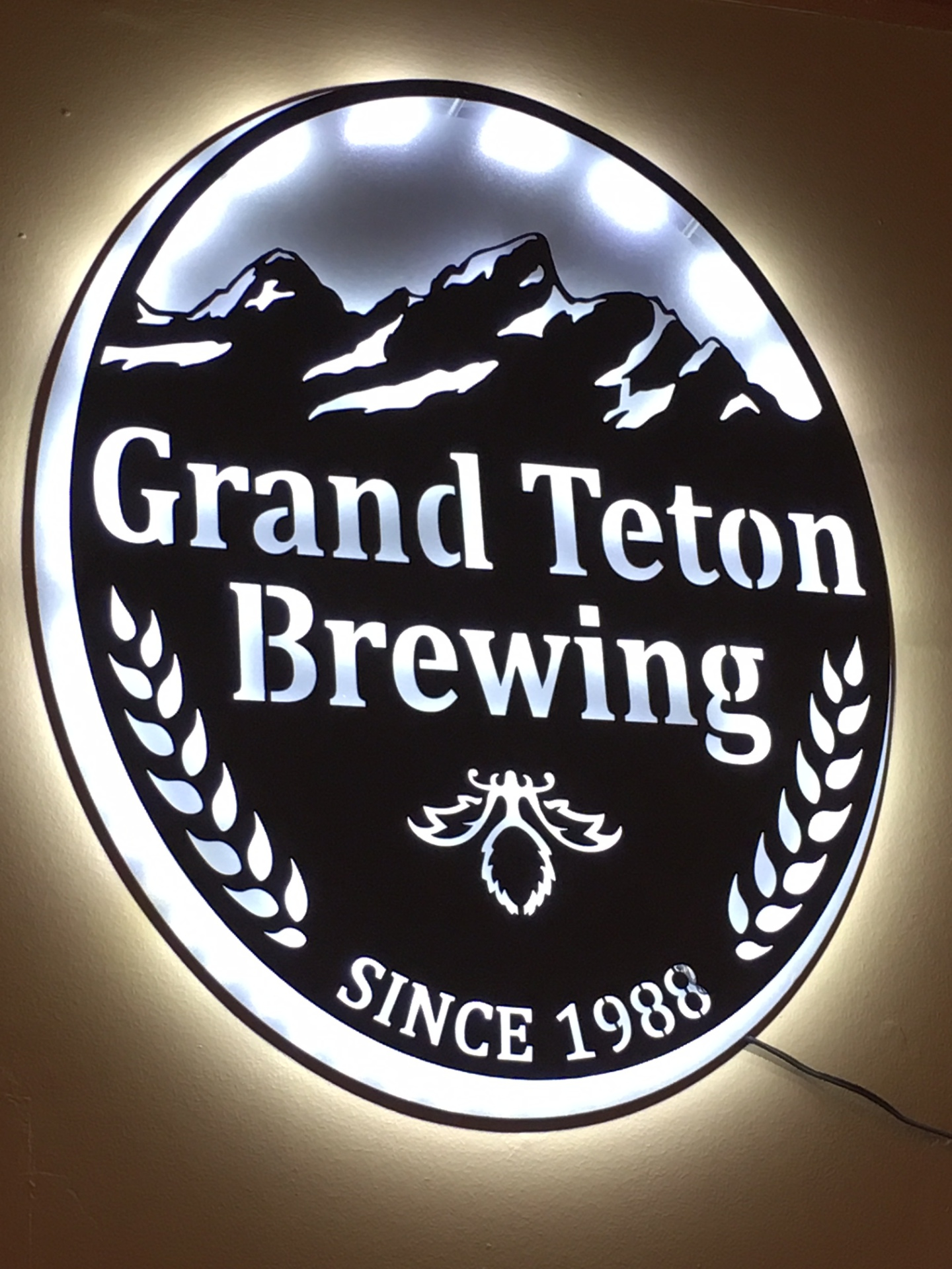 grand teton brewing