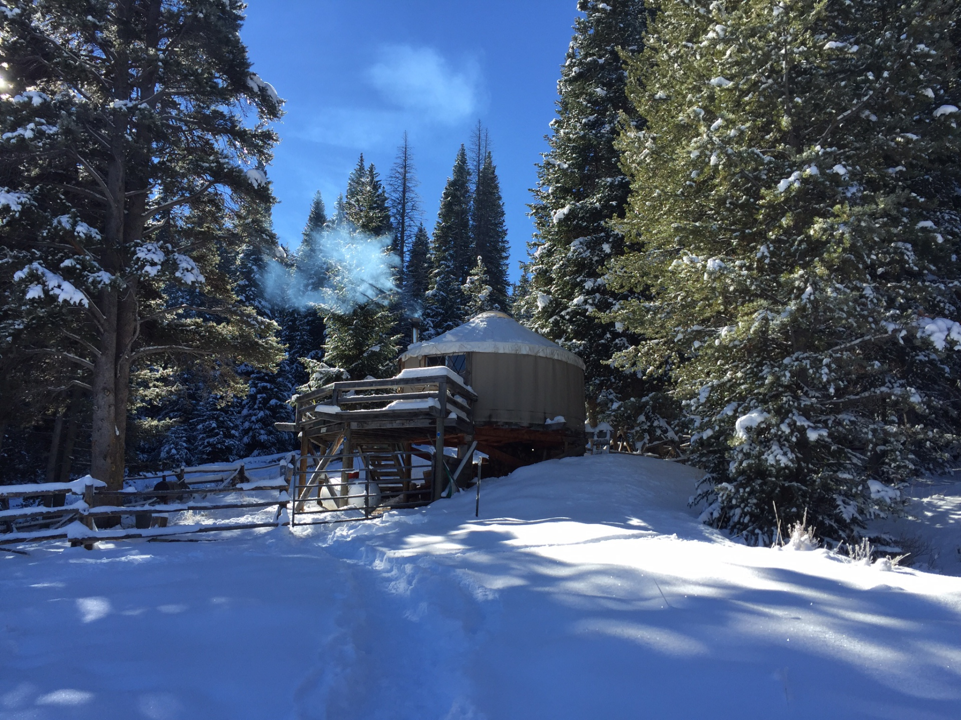 tips for booking your first hut trip
