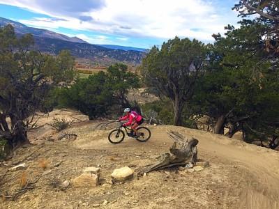 mountain biking in eagle colorado