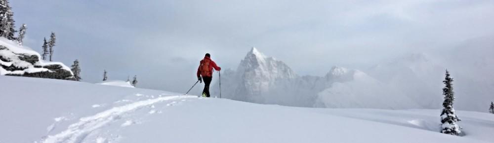 Skiing British Columbia