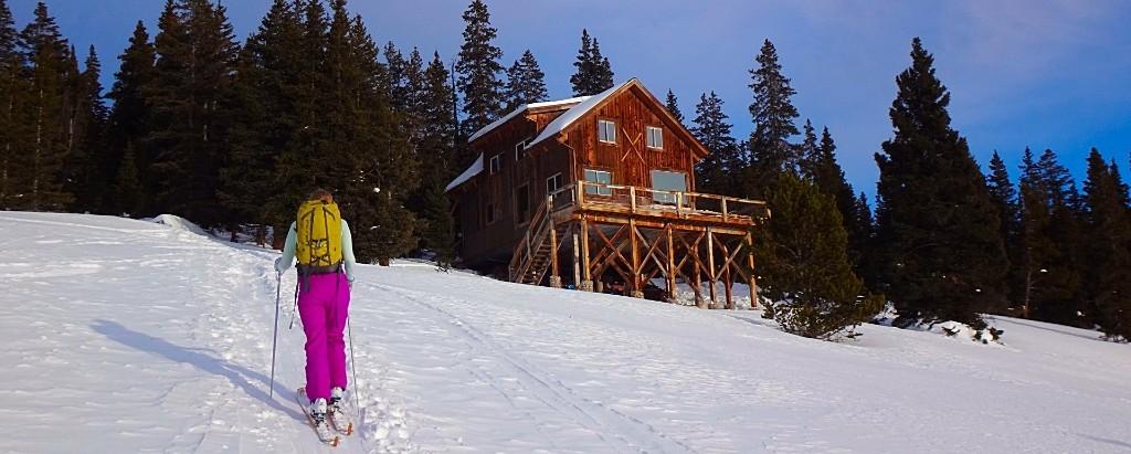 Anna's Cabin in Leadville