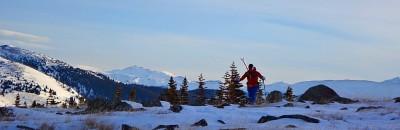 Leadville Mountains