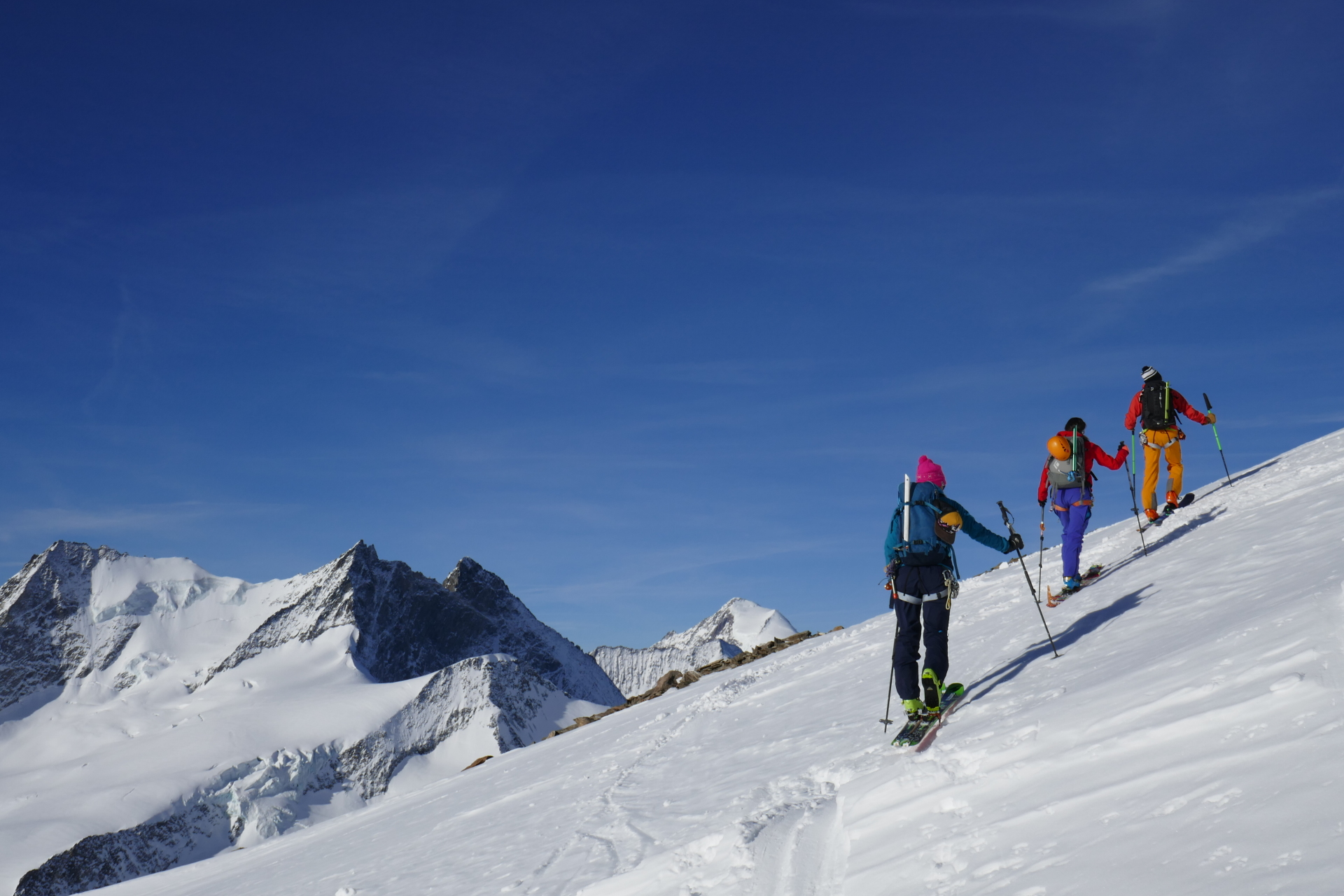 5 things to think about when shopping for touring skis