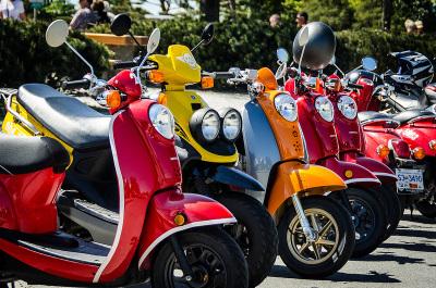 Hawaii motorcycle moped bicycle rentals big island maui