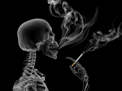 The health effects of smoking on your body