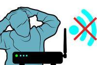 Broken internet WIFI drop outs martinborough modem troubleshoot slow internet