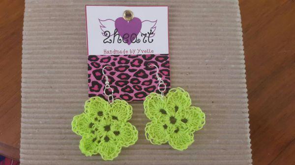 Flower Sun Earrings