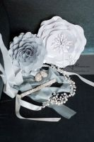paper flowers, wedding paper flowers, perfabulous