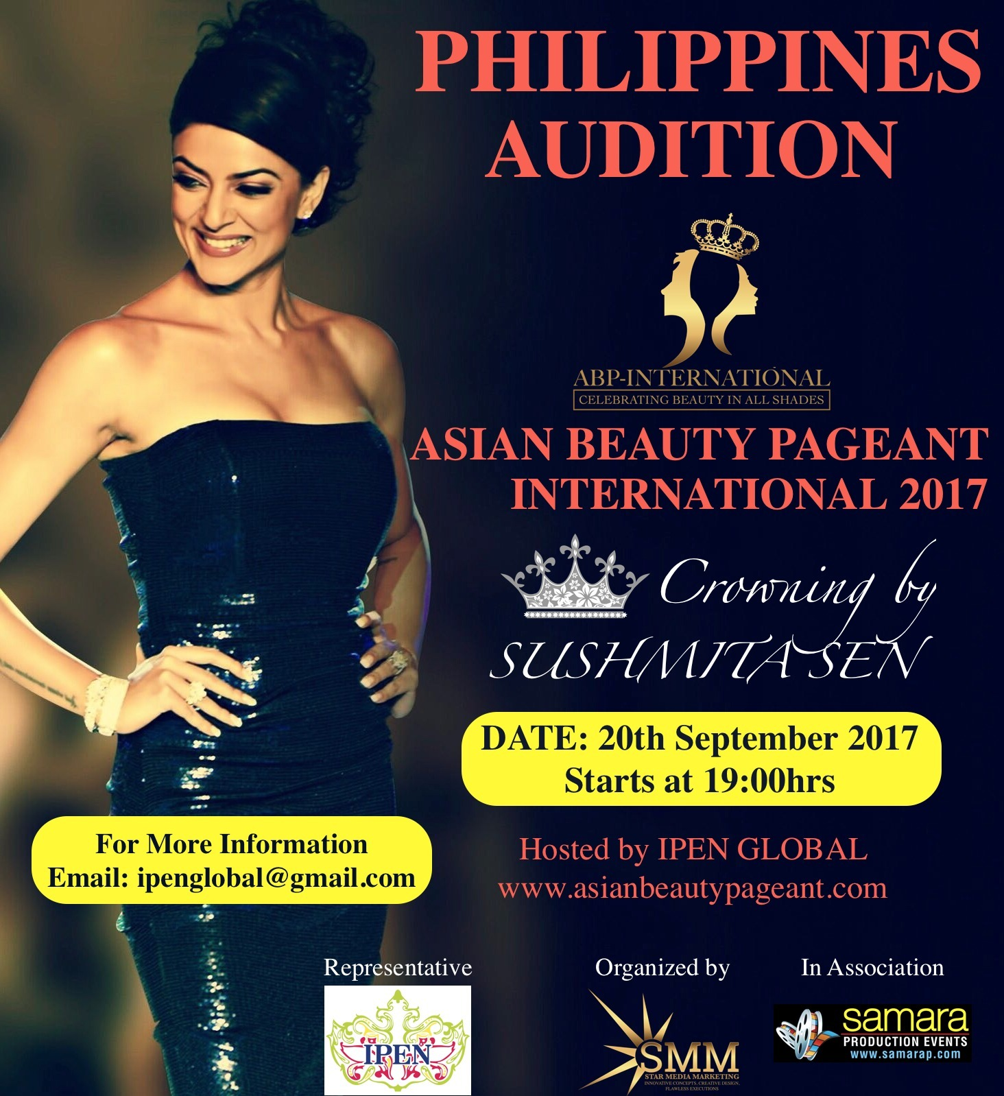 Philppines Auditions