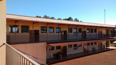 Presenza dell'OAD in Paraguay