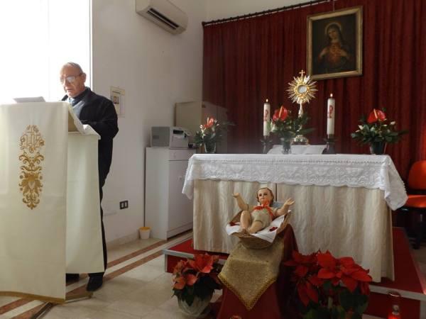 Provincia d'Italia: Ritiro spirituale