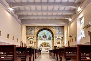 Chiesa Madonna della Consolazione Roma