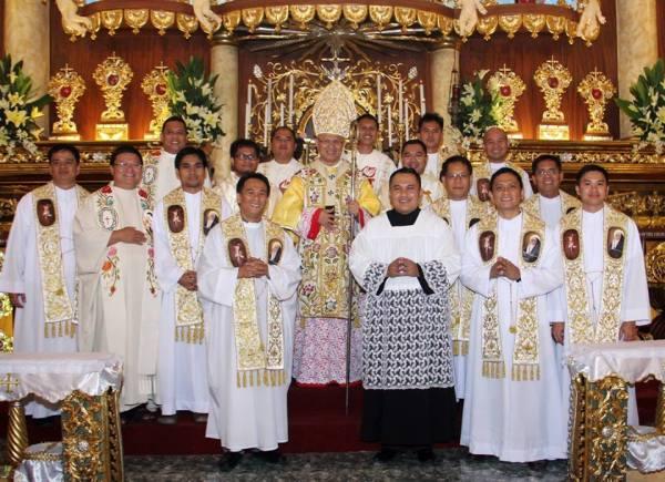 Mons. Jose Palma, arcivescovo di Cebu