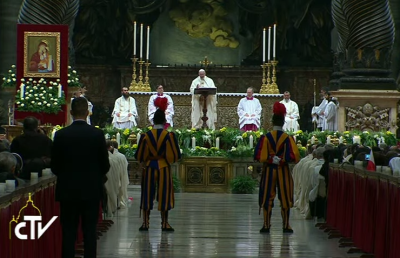 Parole di papa Francesco ai consacrati