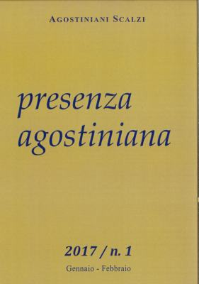 Presenza agostiniana n. 1 2017