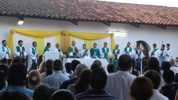 Nuova Parrocchia in Paraguai